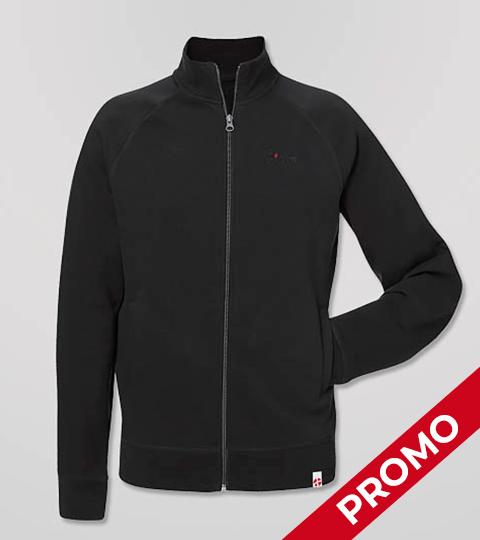 Sweat Shirt Zippé Fondu De Savoie
